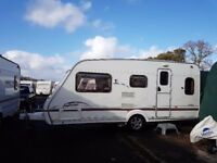 Beautiful Swift Fairway 490l rare 5 berth( 2 doubles 1 bunk) motor mover,awning and all acessories!