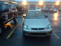 Honda civic 2000 1,6 se