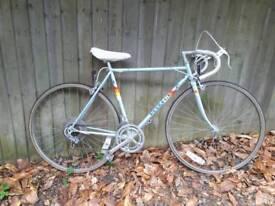 Vintage Peugeot bicycles