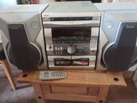 Sony 3 cd hifi