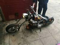 Gears Harley replica midi moto pitbike