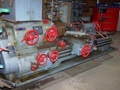 Ceruti Engine Lathe Module Whitworth Gap Bed 21 X 60 Worm Gear Diametral