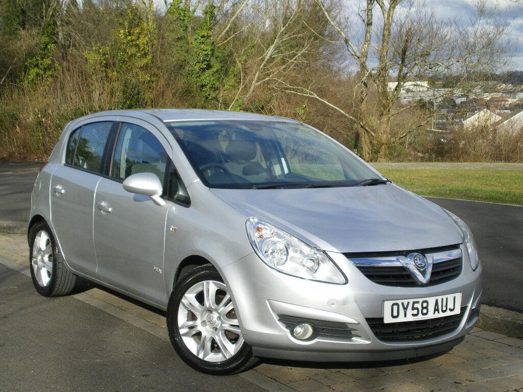 Vauxhall Corsa 1.4 i 16V Deesign 5dr Hatchback * Full SERVICE HISTORY * 3 Months WARRANTY