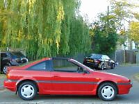 1992 NISSAN 100NX T-BAR / CONVERTIBLE 1.6 16-VALVE TWINCAM.. ONLY 53,900 GENUINE VERY LOW MILES..