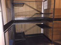 Rat/ferret cage
