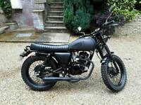 MUTT MONGREL 125cc BLACKEST SABBATH
