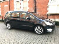 Ford Galaxy 2.0 TDCi 140 Zetec 7 Seater MPV Full Ford Service Record Black 2011 Reg