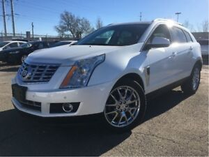 2013 Cadillac SRX Premium Collection AWD LEATHER NAV PANORAMA RO