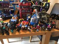 Imaginext collections