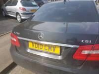 Mercedes e250 cdi 2010