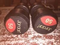 50kg dumbbells Jordan