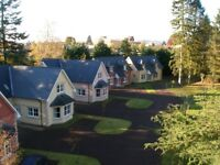 Modern property Blairgowrie with 2 superking or 4 extra large single beds 2 bathrooms & all mod cons