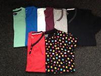 Mens t shirts size M