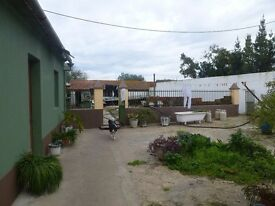 house in portugal, 3 double bedrooms. near santarem area only available from 11.05.17 to 15.05.17