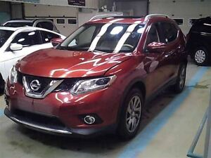 2015 Nissan Rogue SL AWD SL AWD CUIRE NAVIGATION SEULEMENT 15000
