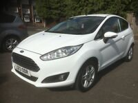 Automatic 2013 Ford Fiesta 1.6 Petrol 18000 Genuine Low Mileage 2 Owners 2 Keys