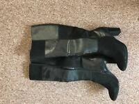 Size 5 knee high boots