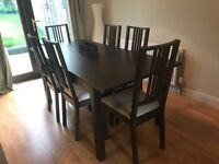 Dining table and chairs in Belfast Dining Tables Chairs for