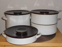 Set of Thomas Flammfest Casserole Dishes