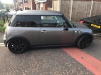 Mini cooper s , supercharged 1.6