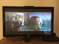 "Samsung 3D 50"" Plasma TV"