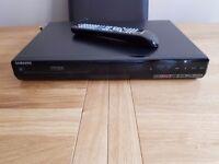 Samsung DVD HDD Recorder - 160GB Hard Drive (DVD-SH893M)