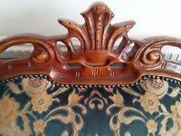 SOFAS, 3 PIECES SUITES, Victorian Stile, Origin Italy