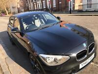 BMW 1 series 118d 2012, urban sport