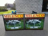 Milenco aluminium Levels