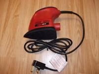POWER DEVIL 230 volt mouse sander