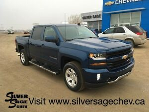 Brand New 2017 Chevrolet Silverado 1500 Leather Shortbox