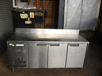 Bench worktop fridge for shop cafe restaurant bakery worktop counter fridge bench fridge Williams