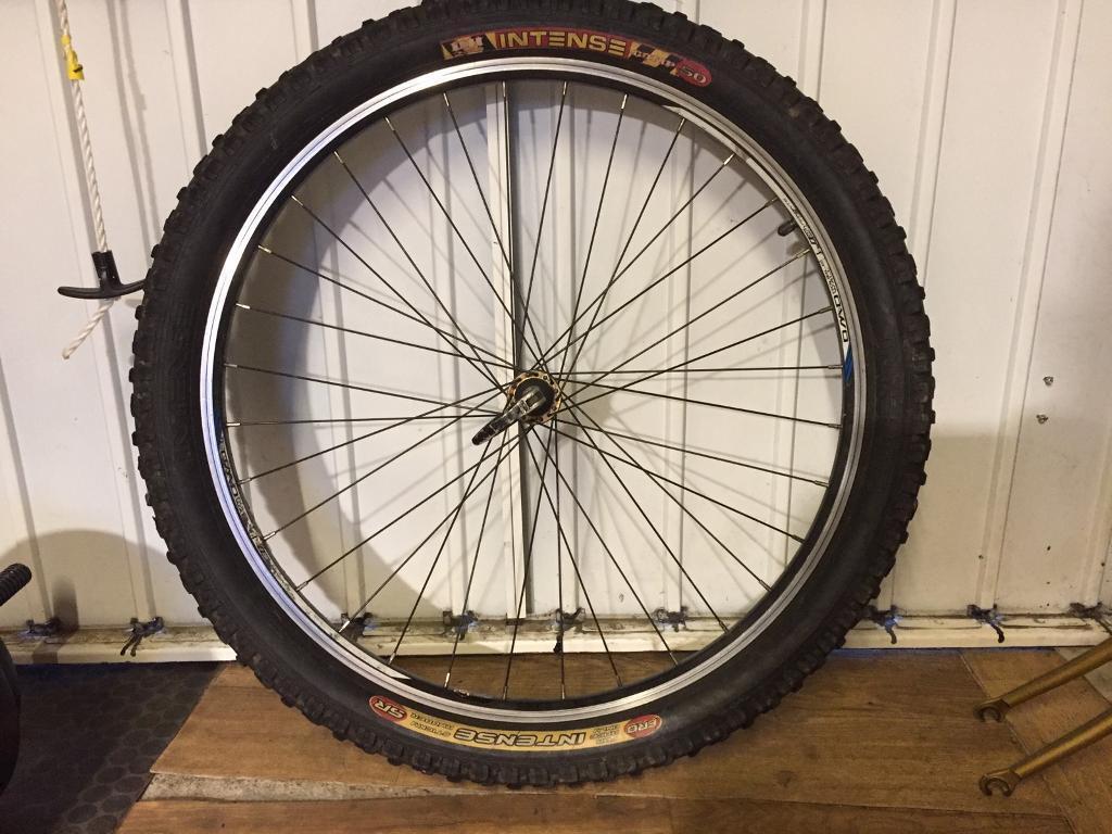 "26"" wheelin Darlington, County DurhamGumtree - 26 "" wheel. Good condition. Include 26 x 2.70 tyre and inner tube. £20 ONO"