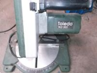 CHOP SAW 240V EXCELLENT CONDITION