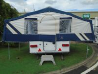 Conway Cruiser - 6 Berth - Tourer Caravan Trailer Tent 1995