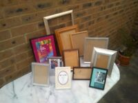 Picture/photograph frames