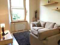 Bright and spacious 1 bed flat in Dalry