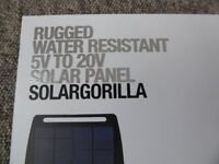 Off-grid charger Solargorilla
