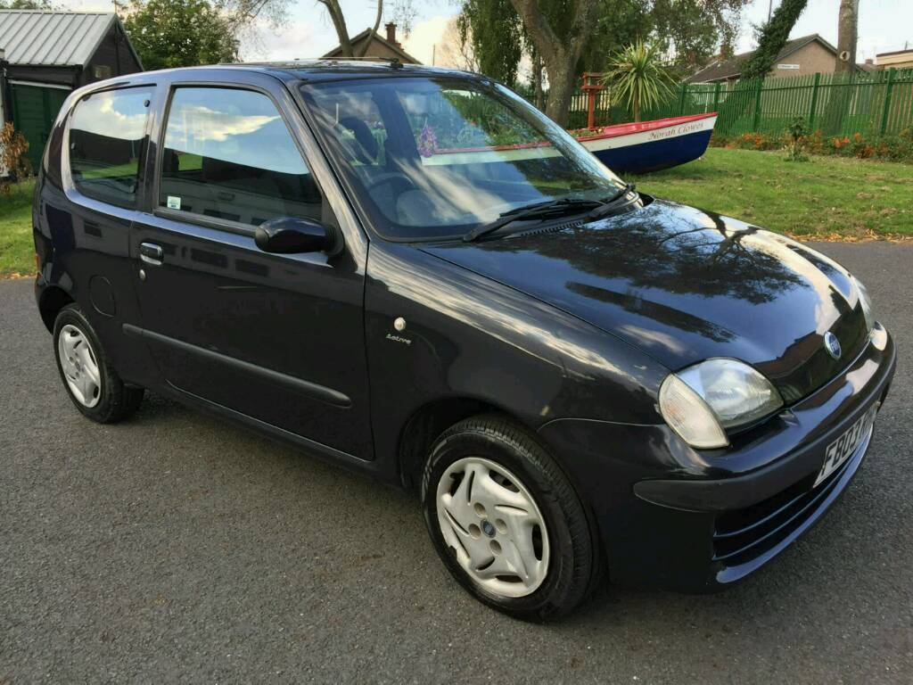 fiat seicento fiat seicento history photos on better. Black Bedroom Furniture Sets. Home Design Ideas