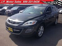 2012 Mazda CX-9 GT, Automatic, Leather, Sunroof, Heated Seats, A