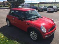 Mini Cooper. Absolutely immaculate car with full and comprehensive service history. Looks like new!