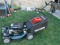 Sale of Snowblowers, Lawnmowers, Trimmers, Chainsaws etc