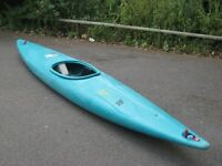 Single seater Falchion kayak.