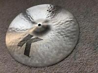 """Zildjian 14"""" K Hi Hat Top"""