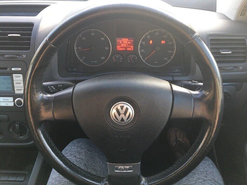 2007 MK5 Golf GT TDI (140) 2ltr Diesel | in Cinderford, Gloucestershire |  Gumtree