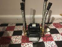Stuart Monsoon Twin shower and whole house pump 3.0bar