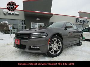 2016 Dodge Charger SXT PLUS ALL-WHEEL DRIVE