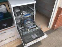 Bosch Dishwasher (freestanding - under-counter)