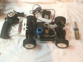 Nitro rc cars spares or repair