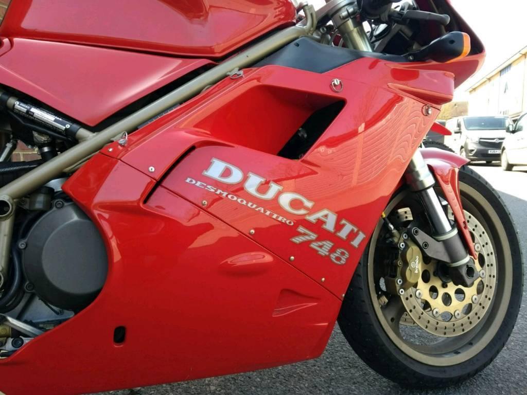 Ducati 748 In Odiham Hampshire Gumtree